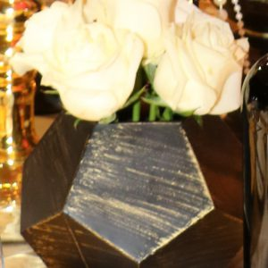 Thame Geometric Vase