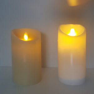 Candles With Light